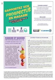 Catalogue E.Leclerc en cours, C'est l'heure du goûter à petits prix, Page 2
