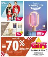 Catalogue Gifi en cours, Les magifiques histoires de Noël, Page 1