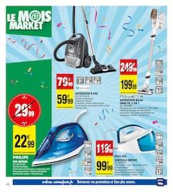 Catalogue Carrefour Market en cours, Le mois market !, Page 44