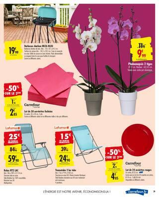 Catalogue Carrefour en cours, La rentrée encore moins chère, Page 29