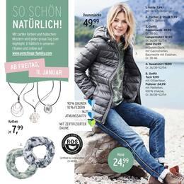 Aktueller Ernsting's family Prospekt, Fashion Vorfreude!, Seite 2