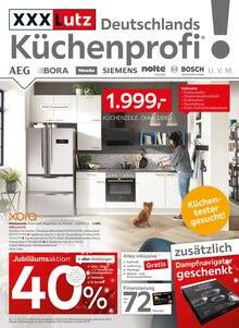 XXXLutz Möbelhäuser, DEUTSCHLANDS KÜCHENPROFI! für Neubrandenburg