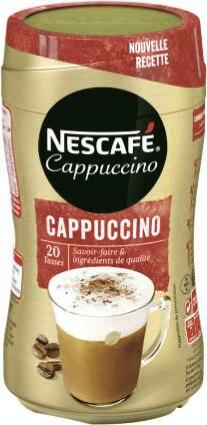 Cappuccino Soluble
