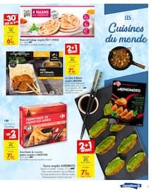 Catalogue Carrefour en cours, Le meilleur des surgelés moins cher !, Page 3
