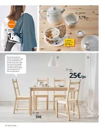 Catalogue IKEA en cours, Réveillez votre intérieur, Page 144