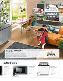 Aktueller porta Möbel Prospekt, Aktuelle Angebote, Seite 15