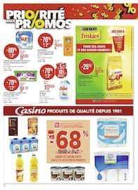 Catalogue Casino Supermarchés en cours, Priorité aux promos, Page 6