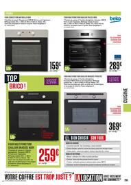 Catalogue Brico Dépôt en cours, Le prix, la qualité, le stock, Page 265