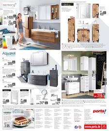 Aktueller porta Möbel Prospekt, porta! Küchenwelt , Seite 12