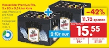 Bier im aktuellen Netto Marken-Discount Prospekt für 15.55€