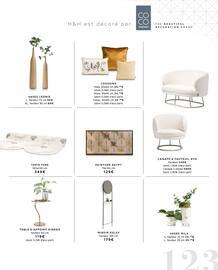 Catalogue H&H en cours, Guide d'inspiration & art de vivre, Page 125