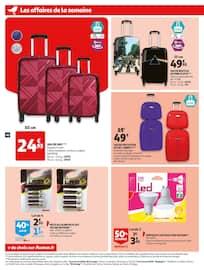Catalogue Auchan en cours, Vos plus beaux moments inspirent nos meilleurs produits, Page 40