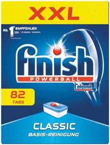 Reinigungsmittel von finish im aktuellen NETTO mit dem Scottie Prospekt für 7.77€