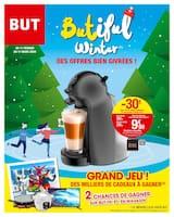 Catalogue But en cours, Butiful winter, Page 1