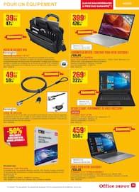 Catalogue Office DEPOT en cours, Sécurisez votre entreprise avec les essentiels en promos !, Page 11