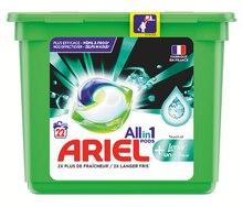 Ariel All in 1 pods à Colruyt dans Charmes