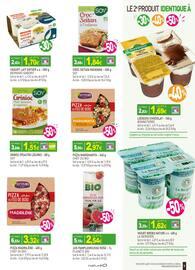 Catalogue NaturéO en cours, Le 2ème produit identique à -30%, -40%, -50%, Page 5