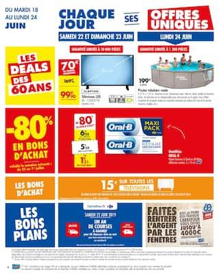 Catalogue Carrefour en cours, Dernière semaine encore moins chère !, Page 4