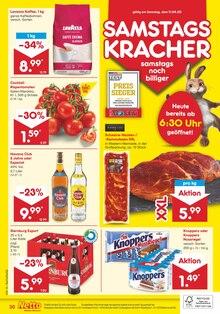Getraenke im Netto Marken-Discount Prospekt Oster-Wochenende auf S. 8