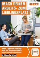 Aktueller OBI Prospekt, MACH DEINEN ARBEITS- ZUM LIEBLINGSPLATZ!, Seite 1