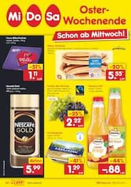 Aktueller Netto Marken-Discount Prospekt, Du willst ein leckeres Osterfest? Dann geh doch zu Netto!, Seite 22