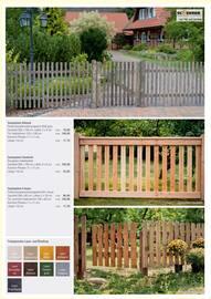Aktueller Holz Garten Braunschweig Prospekt, Unser Katalog für Fassade - Sichtschutz -Terrasse, Parkett- und Vinylboden, Seite 7