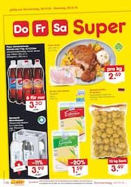 Aktueller Netto Marken-Discount Prospekt, Nackte Tatsache: Wir haben unverpacktes Obst und Gemüse., Seite 28