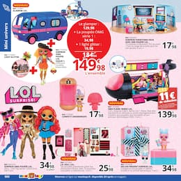 Catalogue Maxitoys en cours, Catalogue jouets 2020, Page 66