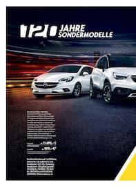 Aktueller Opel Prospekt, Das große Angrillen, Seite 2