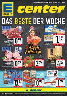 EDEKA Prospekt für Bad Reichenhall: DAS BESTE DER WOCHE, 20 Seiten, 24.10.2021 - 30.10.2021
