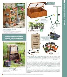 Catalogue Jardiland en cours, Bonheur extérieur, Page 63
