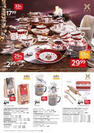 Aktueller XXXLutz Möbelhäuser Prospekt, Weihnachtswelten, Seite 18