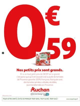 Catalogue Auchan en cours, Italie, Espagne, Portugal, Page 2