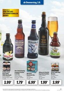Alkoholische Getraenke im Lidl Prospekt REISE DURCH DEINE LIEBLINGSURLAUBSREGIONEN auf S. 44