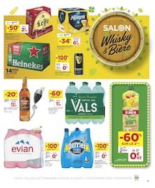 Catalogue Casino Supermarchés en cours, Les 30 jours Casino live, Page 13