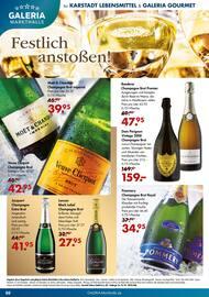 Aktueller Galeria Karstadt Kaufhof Prospekt, Glänzende Geschenke entdecken, Seite 50