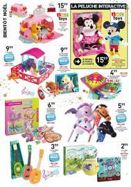 Catalogue Stokomani en cours, Le catalogue de jouets : le père Noël arrive !, Page 4