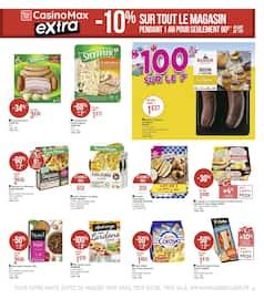 Catalogue Géant Casino en cours, Maxi Pâques, Page 11