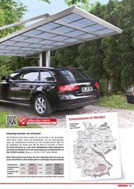 Aktueller BAUHAUS Prospekt, Gartenhäuser/Carports, Seite 117