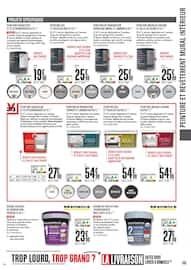 Catalogue Brico Dépôt en cours, Le prix, la qualité, le stock, Page 185