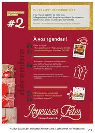 Catalogue Franprix en cours, Vivons l'esprit de Noël, Page 2