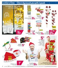 Catalogue Gifi en cours, Les magifiques tables de Noël, Page 20