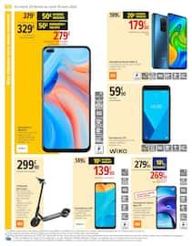 Catalogue Carrefour en cours, High-tech, restez connectés à vos envies, Page 12