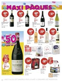 Catalogue Géant Casino en cours, Maxi Pâques, Page 36