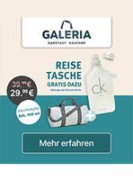 Aktueller Galeria Karstadt Kaufhof Prospekt, CK One, Seite 1