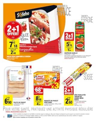 Catalogue Carrefour Market en cours, La rentrée encore moins chère, Page 4