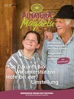 Aktueller Alnatura Prospekt, Magazin, Seite 1