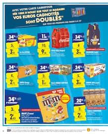 Catalogue Carrefour en cours, Le mois carrefour, Page 20