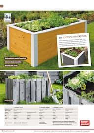 Aktueller BAUHAUS Prospekt, Gartengestaltung/Metallzaun, Seite 194