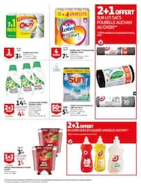Catalogue Auchan en cours, Auchan, Page 19